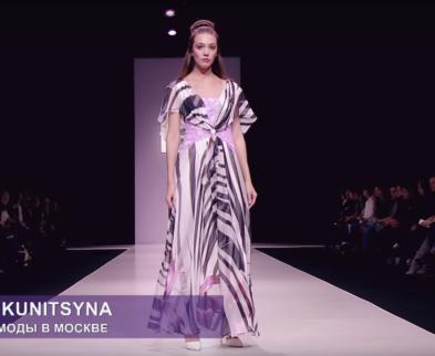 Коллекция «Ловцы снов» на Неделе Моды в Москве