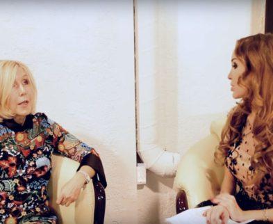 Интервью Ольги Куницыной на телеканале МОДА