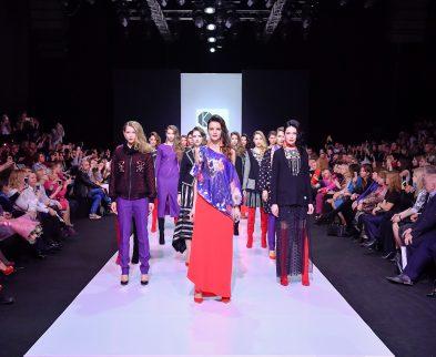 Бренд Olga Kunitsyna на Moscow Fashion Week